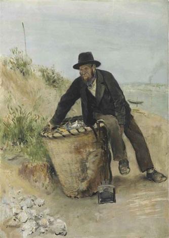le chiffonier by jean françois raffaëlli