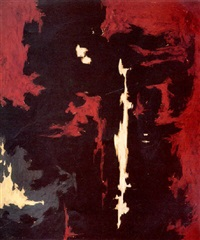 1949-a no. i by clyfford still