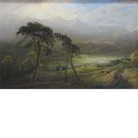 valley view by edmund john niemann