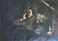 der rufer by heinrich altherr
