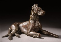 a great dane by edward field sanford the younger