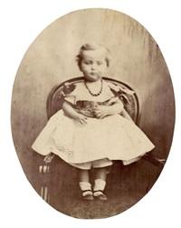 enfant sur une chaise by louis (comte du manoir) roger du val