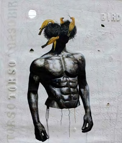 torso bird by joseph eze