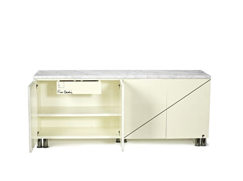 sideboard by pierre cardin