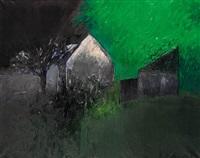 green sky by stanislaw rodzinski