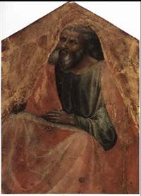 a prophet or evangelist by tommaso di cristoforo fini masolino da panicale