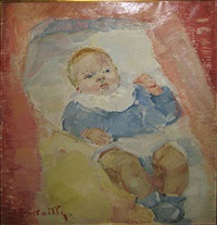 baby schunzelaar by irène bataille