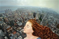 new york by yigal ozeri