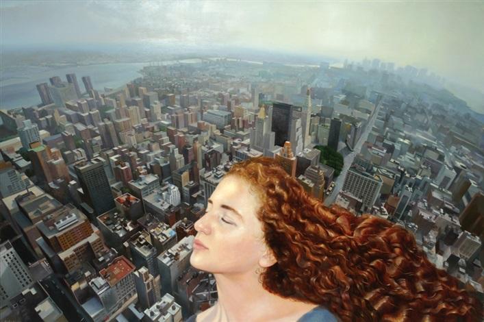 new york by yigal ozeri