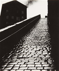 a snicket, hail, hell and halifax by bill brandt