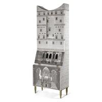 architettura, a trumeau by gio ponti and piero fornasetti