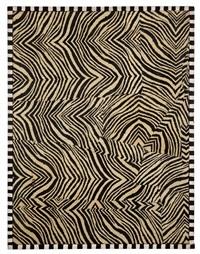zebra by jim dine