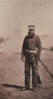 british army officer by roger fenton