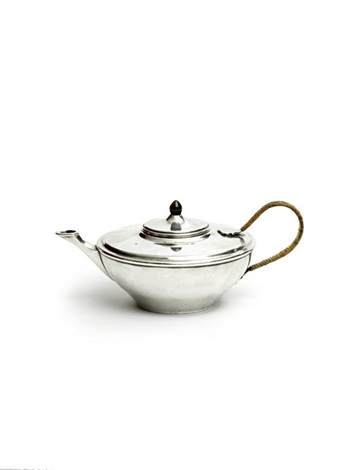 teapot and lid by william arthur smith benson