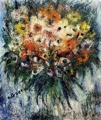 le bouquet qui pleure et qui rit by édouard joseph goerg
