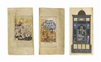 khamsa (folio) by anonymous-persian-safavid (16)
