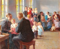 en vaccination by anna kirstine ancher