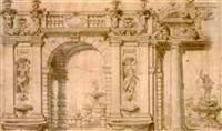caprice architectural by mauro antonio (maurino) tesi