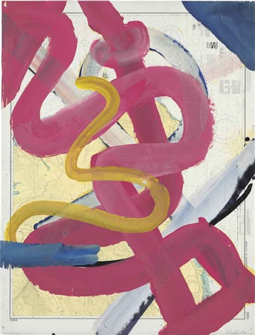 untitled by julian schnabel