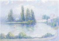 the lake by francesco j. spicuzza