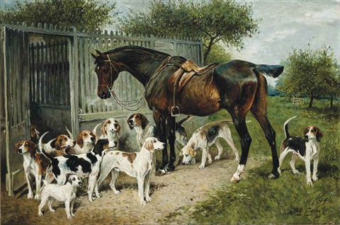 old joe with pleasant pastime barmaid bonnylass dashwood speedwell jack glory regent brilliant and sentinel by john emms