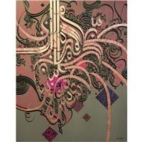 calligraphy by houmam al sayed