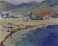 the shore by joseph mompou