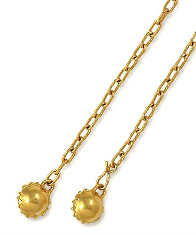 lavalier necklace by jean mahie