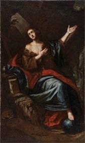 sainte marie-madeleine by sebastian de llanos valdes