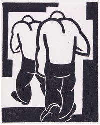 2 miners by george bissill