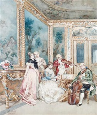 the recital by ettore simonetti