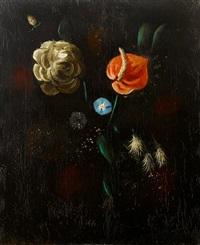 flores by candido portinari