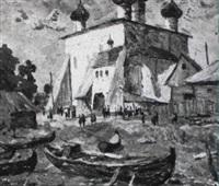 kargopol by dimitri vorontsov