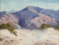verbena mountains by anna althea hills