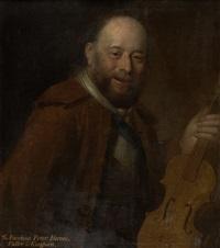 patie birnie, the fiddler of kinghorn by william aikman