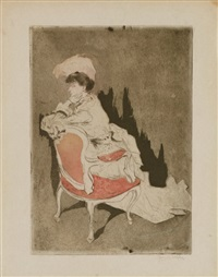 la pariesienne by jacques villon