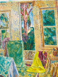 the window by grace cossington smith