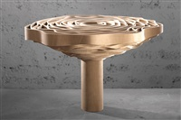 organic table by pini leibovich