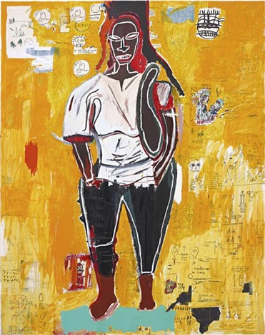 big joy by jean michel basquiat