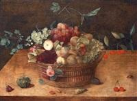 panier de fruits by isaac soreau