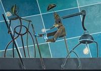 schattenbild eines musters moglicherempirischer anschauungengewidmet hans von marees by nader ahriman