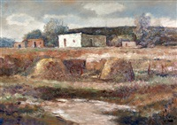 paisaje cordobes by egidio cerrito