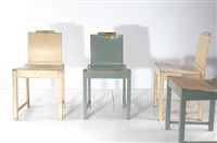 zwei stühle by erik bryggman