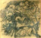 the gypsies the angel by john de burgh perceval