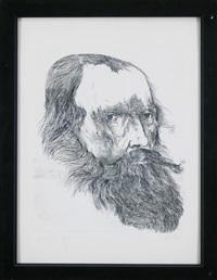 grotius; grunewald; seghers (3 works) by leonard baskin