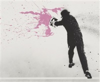 pink chucker by nick walker