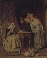 le coq de la vieille tante by evert jan boks