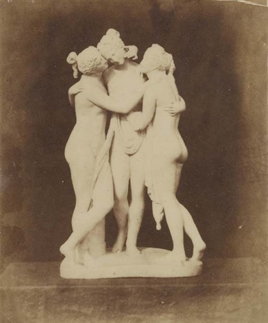 the three graces by william henry fox talbot
