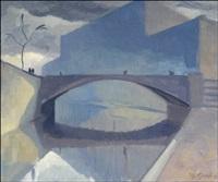 sillan heijastus by hjalmar grahn