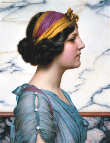 megilla by john william godward